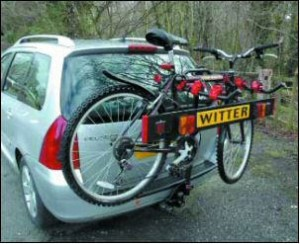 witter cycle carrier